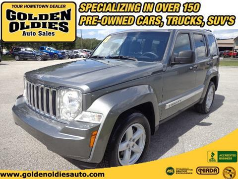 2012 Jeep Liberty for sale in Hudson, FL