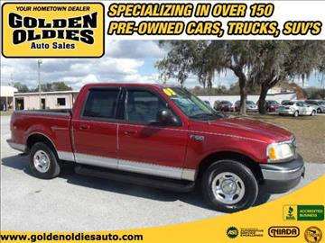 2003 Ford F-150 for sale in Hudson, FL