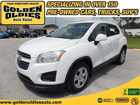 2015 Chevrolet Trax For Sale In Hudson, FL