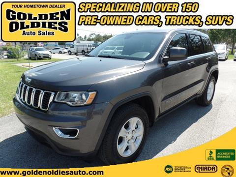 2017 Jeep Grand Cherokee For Sale In Hudson, FL