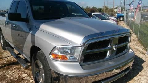 2012 RAM Ram Pickup 1500 for sale in Spring, TX