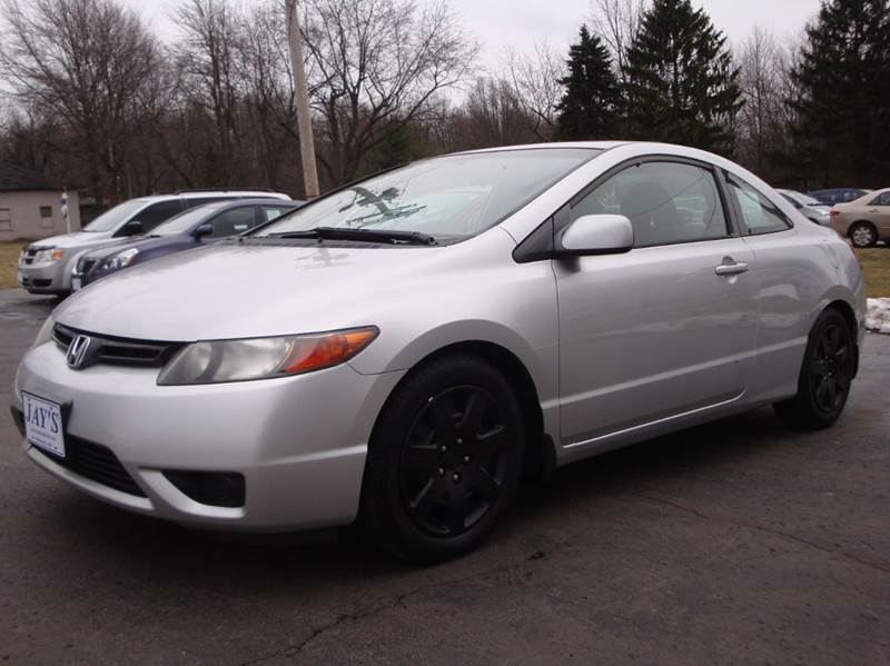 2006 Honda Civic LX 2dr Coupe W/Automatic   Wadsworth OH