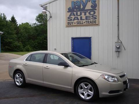 2012 Chevrolet Malibu for sale in Wadsworth, OH