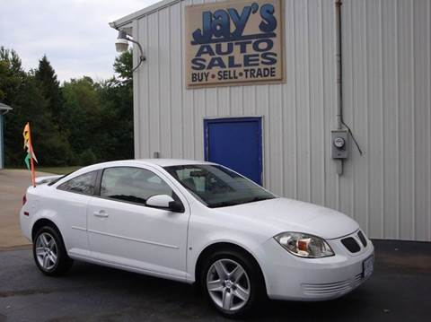 2008 Pontiac G5 for sale in Wadsworth, OH