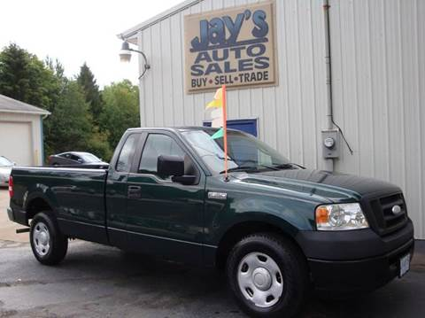 2007 Ford F-150 for sale in Wadsworth, OH