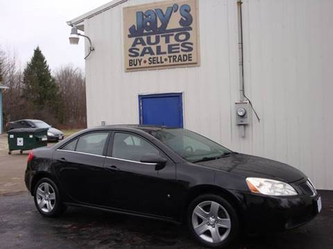 2008 Pontiac G6 for sale in Wadsworth, OH