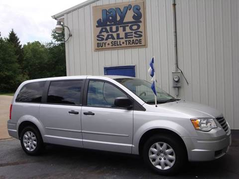 2008 Chrysler Town and Country for sale in Wadsworth, OH