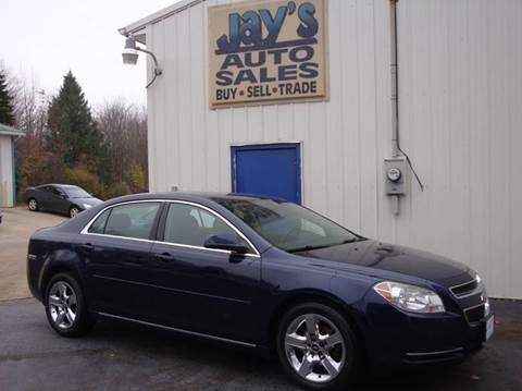 2010 Chevrolet Malibu for sale in Wadsworth, OH