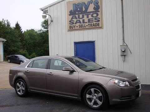 2011 Chevrolet Malibu for sale in Wadsworth, OH