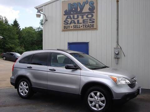 2007 Honda CR-V for sale in Wadsworth, OH