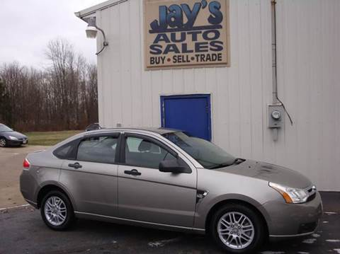 2008 Ford Focus for sale in Wadsworth, OH