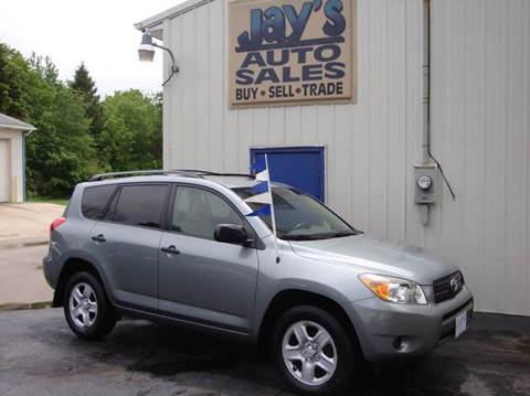 2008 Toyota RAV4 for sale in Wadsworth, OH