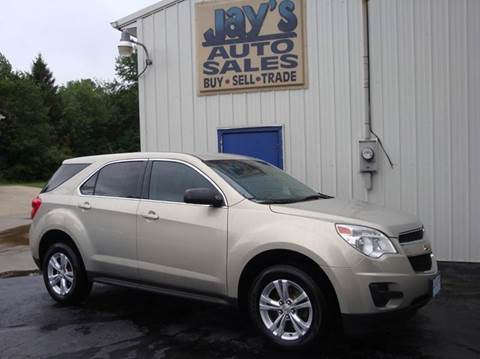 2012 Chevrolet Equinox for sale in Wadsworth, OH
