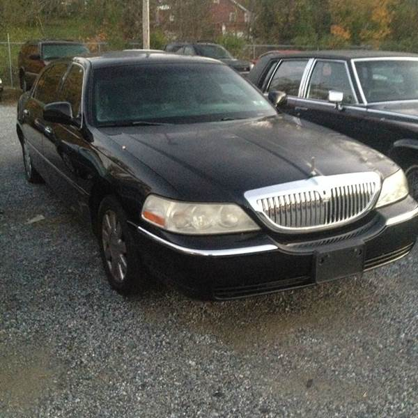 2001 Lincoln Continental For Sale: Lincoln For Sale In Coatesville, PA
