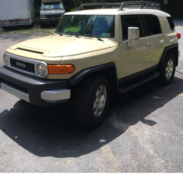 2008 Toyota FJ Cruiser for sale in Call Us For Appointment!, PA