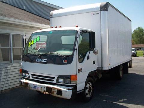 1999 GMC W3500 for sale in Bargersville, IN