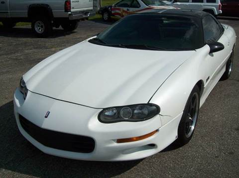1999 Chevrolet Camaro for sale in Bargersville, IN