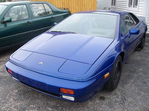 1988 Lotus Esprit For Sale In Bargersville, IN