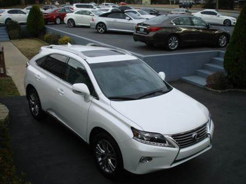 2014 lexus rx 350 for sale south carolina. Black Bedroom Furniture Sets. Home Design Ideas