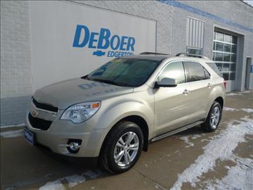 2015 Chevrolet Equinox for sale in Edgerton, MN