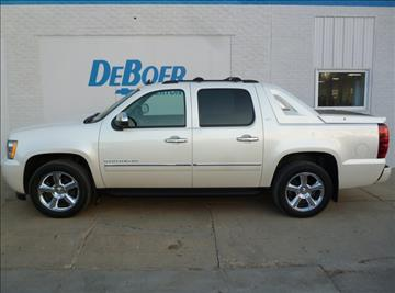 2011 Chevrolet Avalanche for sale in Edgerton, MN