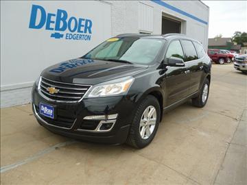 2014 Chevrolet Traverse for sale in Edgerton, MN