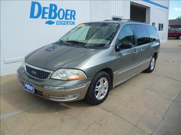2002 Ford Windstar for sale in Edgerton, MN