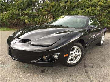 1999 Pontiac Firebird for sale in Lynwood, WA