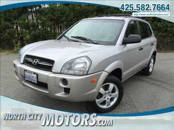 2005 Hyundai Tucson for sale in Lynwood, WA