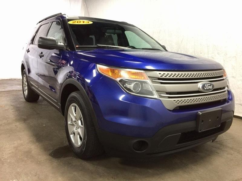 2013 ford explorer for sale in grand rapids mi for Fox motors grand rapids ford