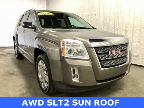 2010 GMC Terrain for sale in Grand Rapids, MI