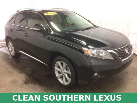 2011 Lexus RX 350 for sale in Grand Rapids, MI