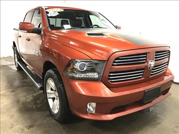 2013 RAM Ram Pickup 1500 for sale in Grand Rapids, MI