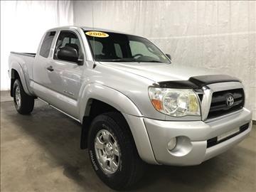 2005 Toyota Tacoma for sale in Grand Rapids, MI