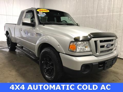2010 Ford Ranger For Sale In Michigan