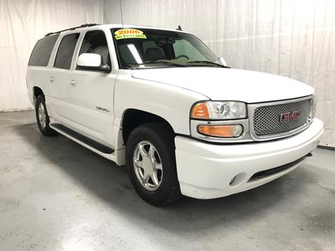 gmc yukon xl for sale in grand rapids mi. Black Bedroom Furniture Sets. Home Design Ideas
