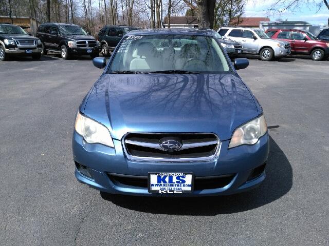 2008 Subaru Legacy AWD 2.5i 4dr Sedan 4A - Hudson Falls NY
