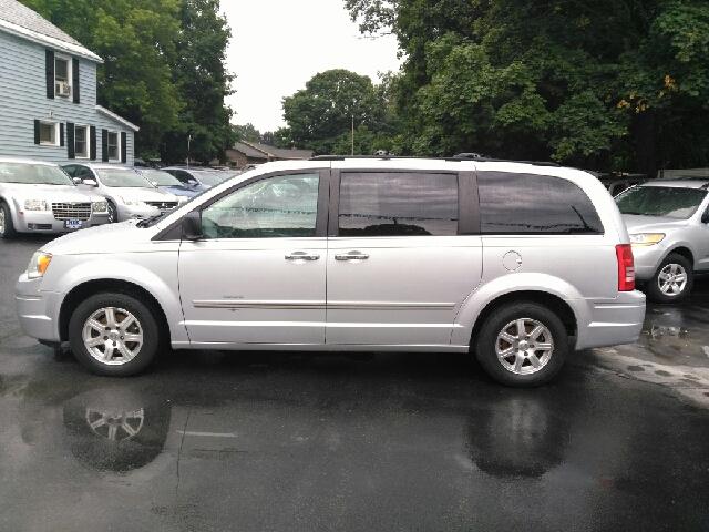 2008 Chrysler Town and Country Touring 4dr Mini-Van - Hudson Falls NY