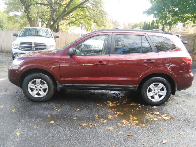 2009 hyundai santa fe gls awd 4dr suv in hudson falls ny. Black Bedroom Furniture Sets. Home Design Ideas