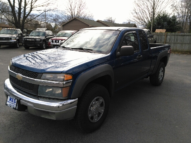 2006 Chevrolet Colorado 4dr Extended Cab 4WD SB - Hudson Falls NY