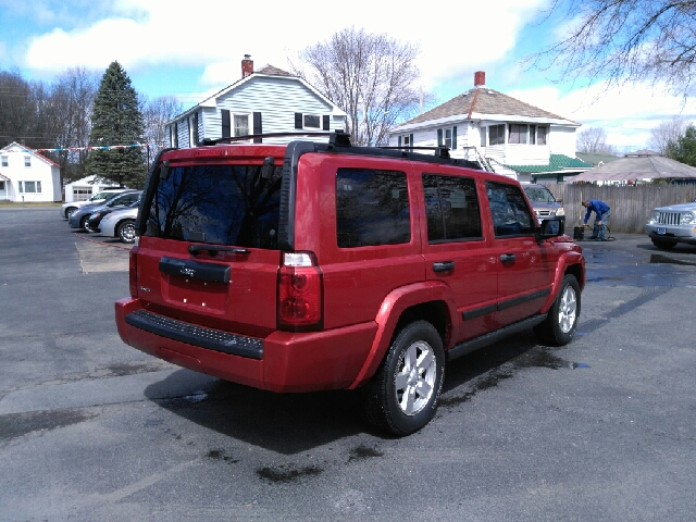 2006 Jeep Commander Base 4dr SUV 4WD - Hudson Falls NY