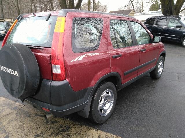 2002 Honda CR-V AWD LX 4dr SUV - Hudson Falls NY