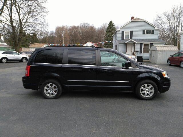 2010 Chrysler Town and Country Touring Plus 4dr Mini-Van - Hudson Falls NY