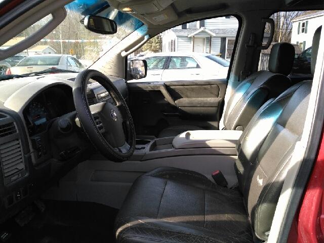 2004 Nissan Titan 4dr Crew Cab LE 4WD SB - Hudson Falls NY