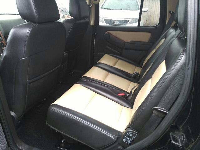 2008 Ford Explorer 4x4 Eddie Bauer 4dr SUV (V6) - Hudson Falls NY