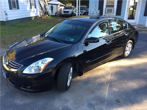 2010 Nissan Altima Hybrid for sale in Hudson Falls, NY