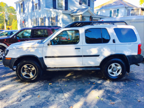 2003 Nissan Xterra for sale in Hudson Falls, NY