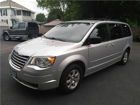 2008 Chrysler Town and Country for sale in Hudson Falls, NY