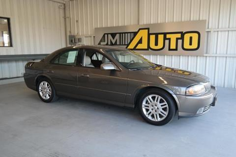2003 Lincoln LS for sale in Riverside, CA