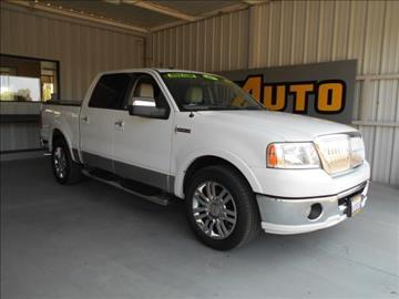 2007 lincoln mark lt for sale california. Black Bedroom Furniture Sets. Home Design Ideas